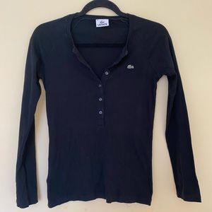 SALE‼️‼️ Lacoste size 40 shirt 100% cotton